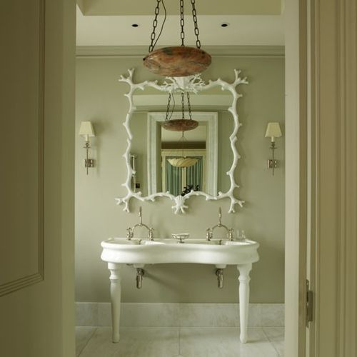 focal point bathroom