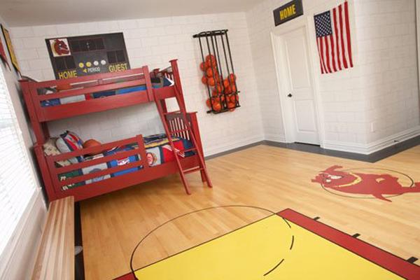 basketball-kids-bedroom-decor