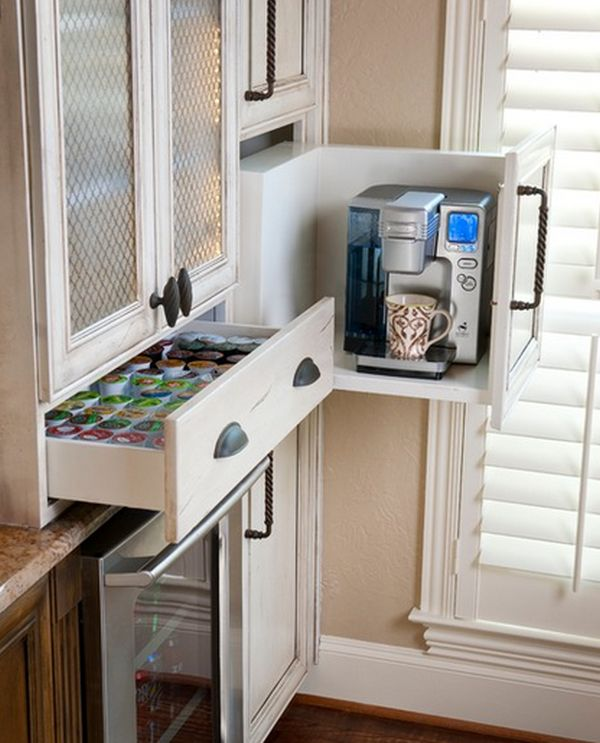 dedicated-kitchen-drawers-for-coffee-makers