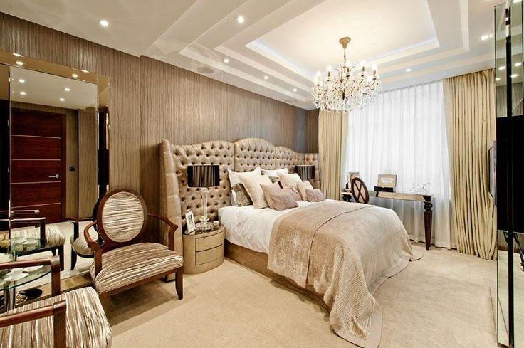 luxury bedroom texture