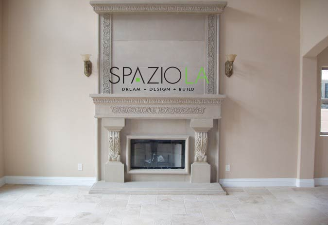 beverly hills fireplace logo