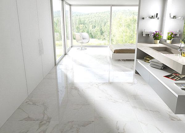 Marble-like-tile