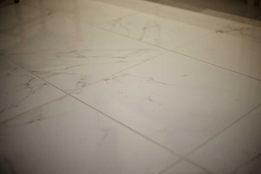 faux marble tiles