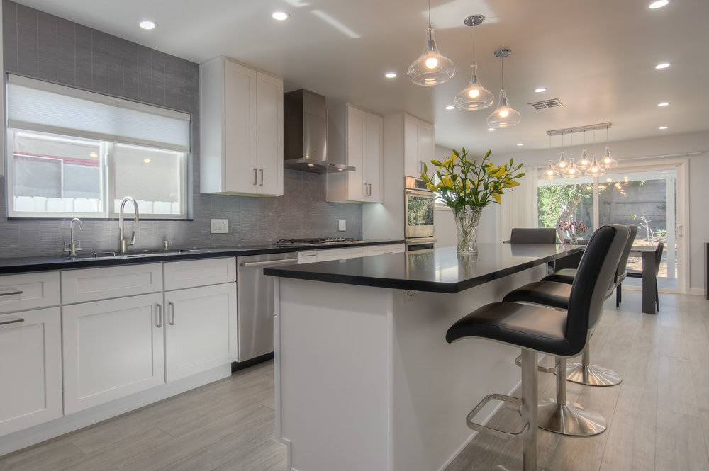 Valley Glen kitchen remodel