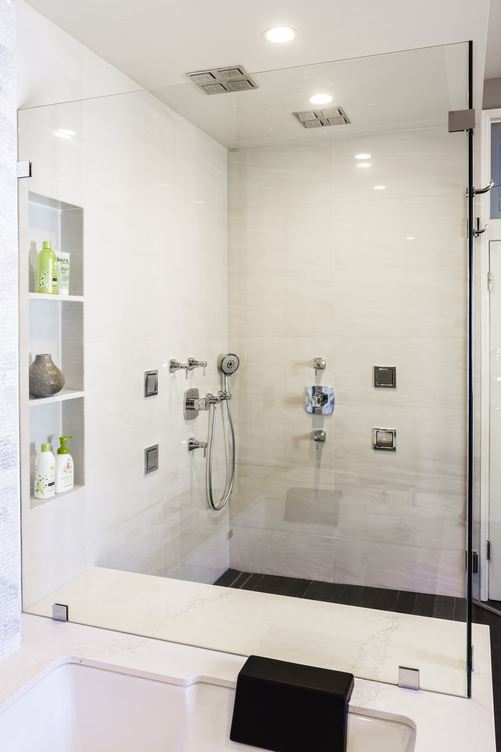 Hancock Park dream bathroom remodel