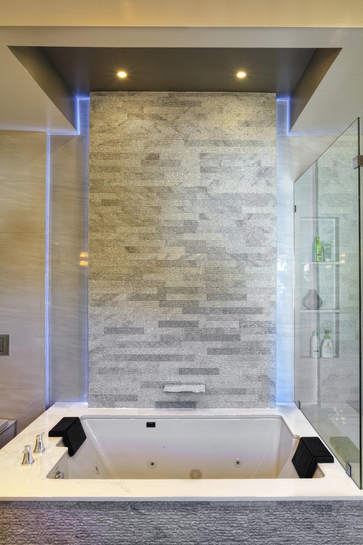 Hancock Park master bathroom remodel