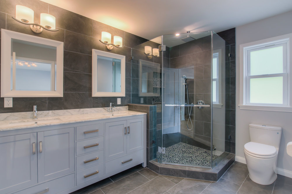Cheviot Hills master bathroom remodel