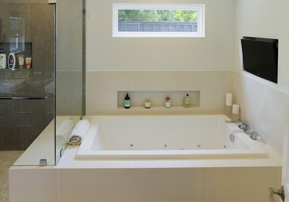 Calabasas new master suite