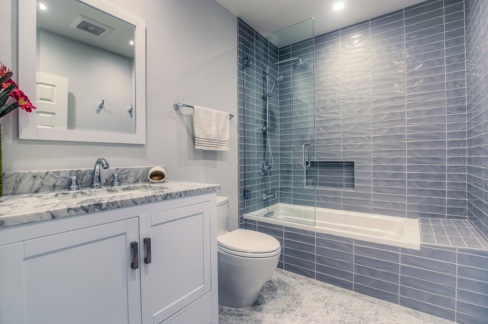 Culver City guest bathroom remodel