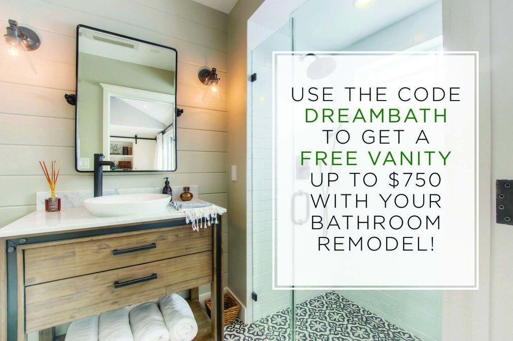 bathroom remodel promotion LA