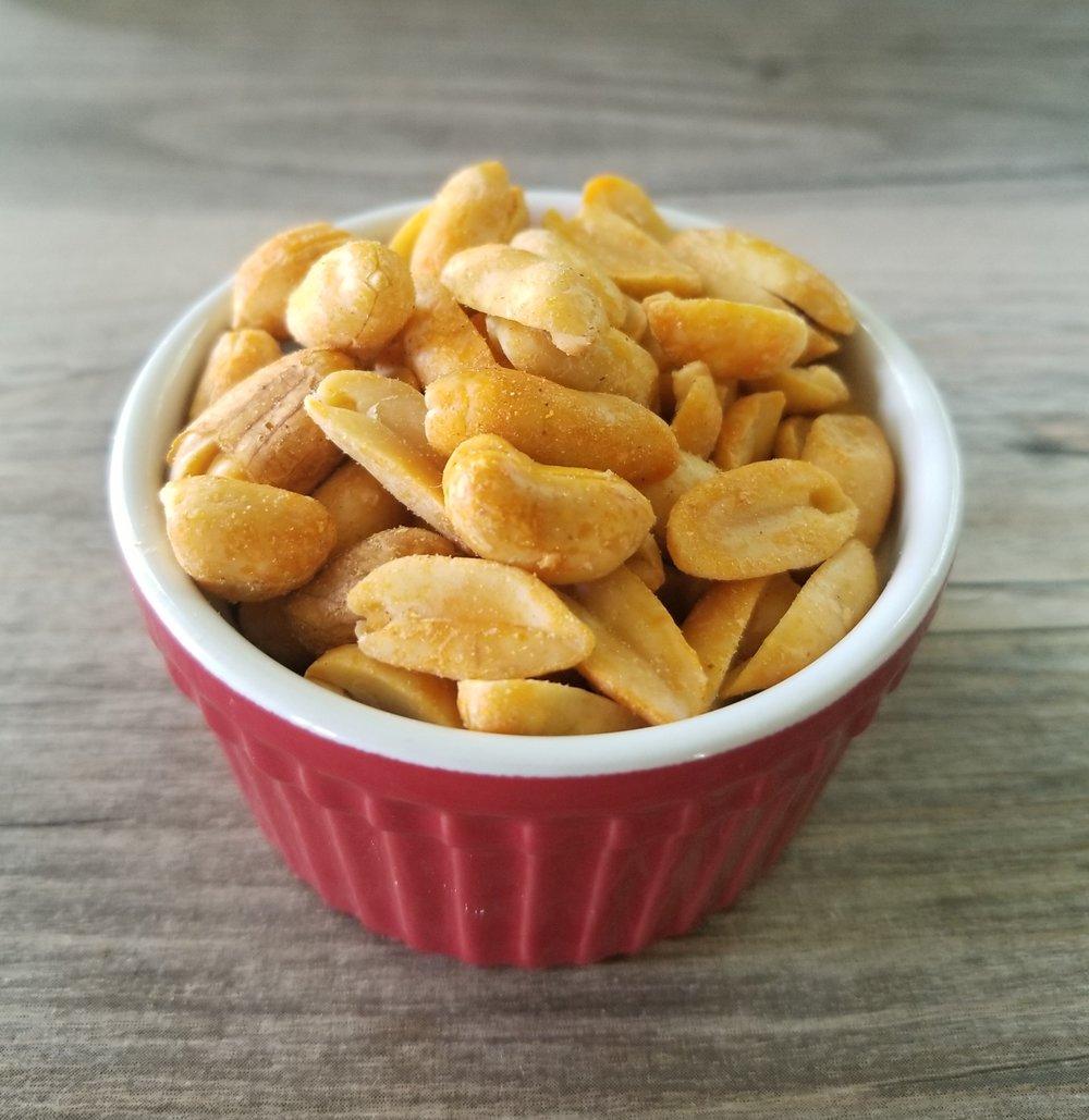 Carolina Cajun - The perfect level of heat for maximum snacking.
