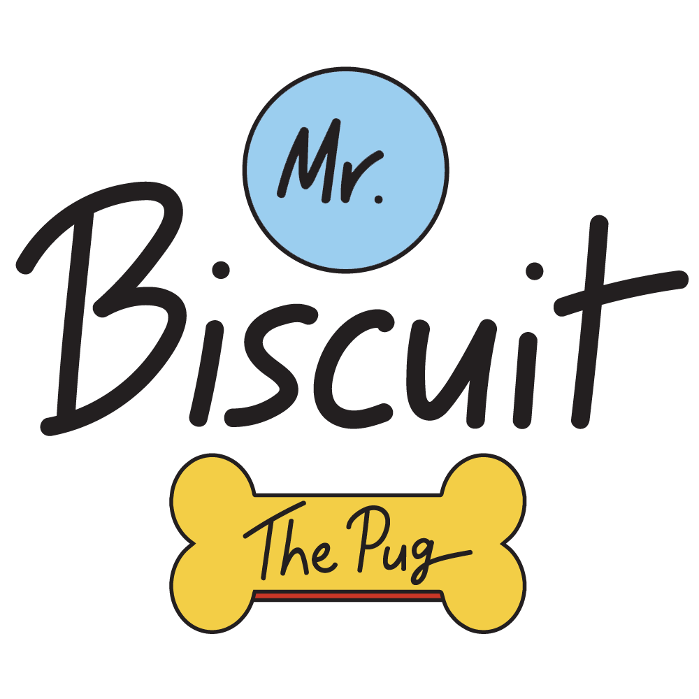 Mr Biscuit The Pug