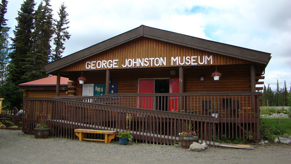 George Johnston Museum -