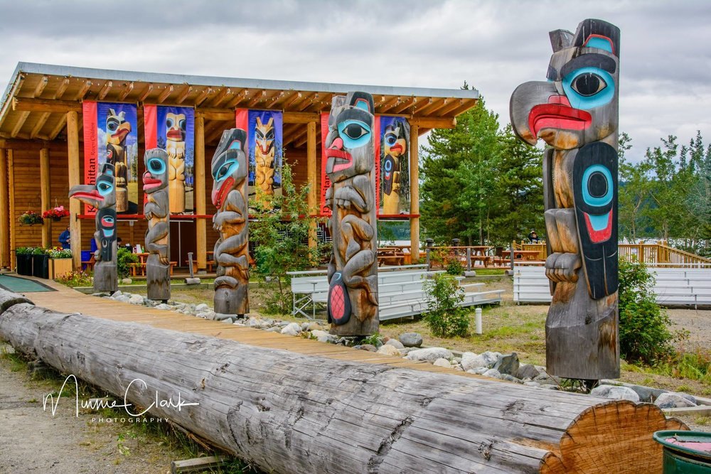 Teslin Tlingit Heritage Center -