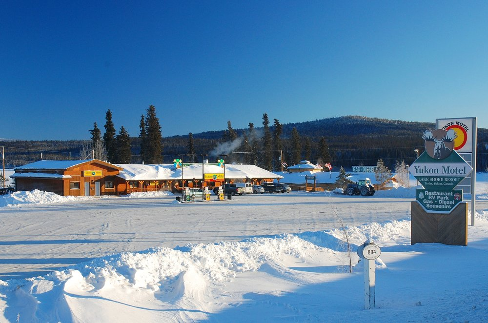 Yukon Motel and Restaurant -