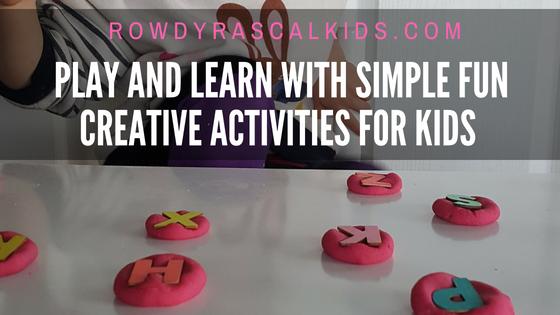 Rowdy Rascal Kids homepage