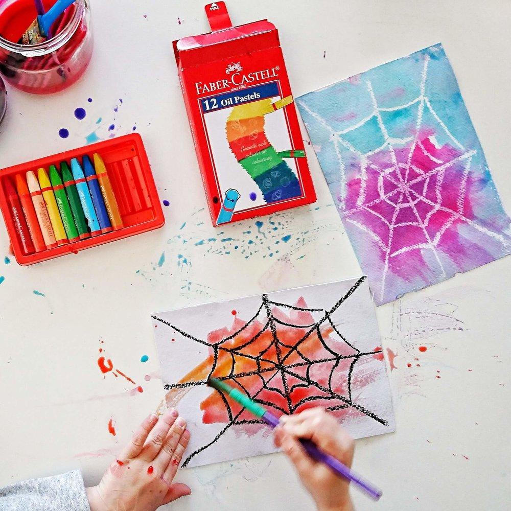 magic spider web
