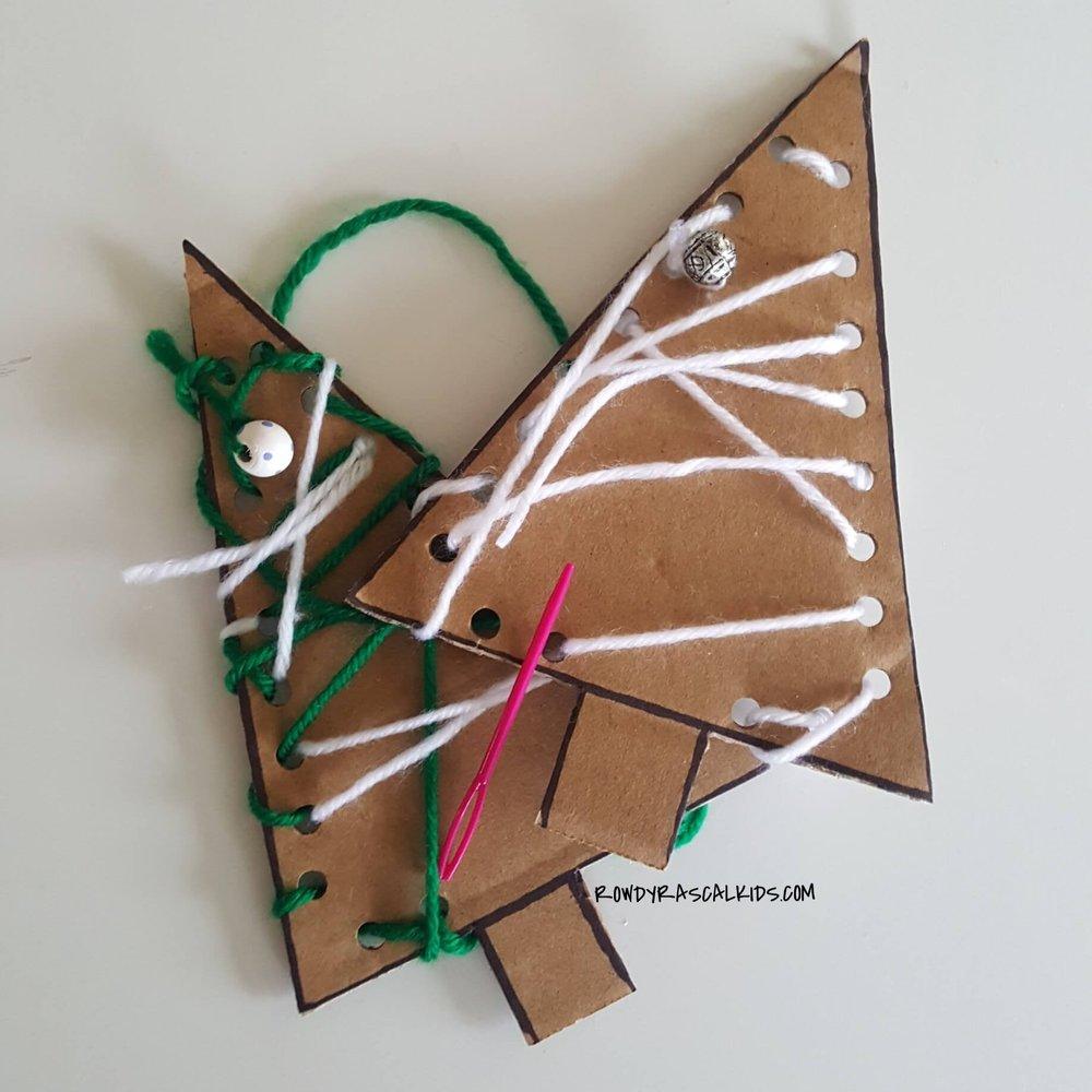 CHRISTMAS TREE THREAD