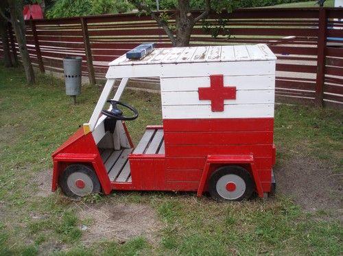 Pallet Ambulance