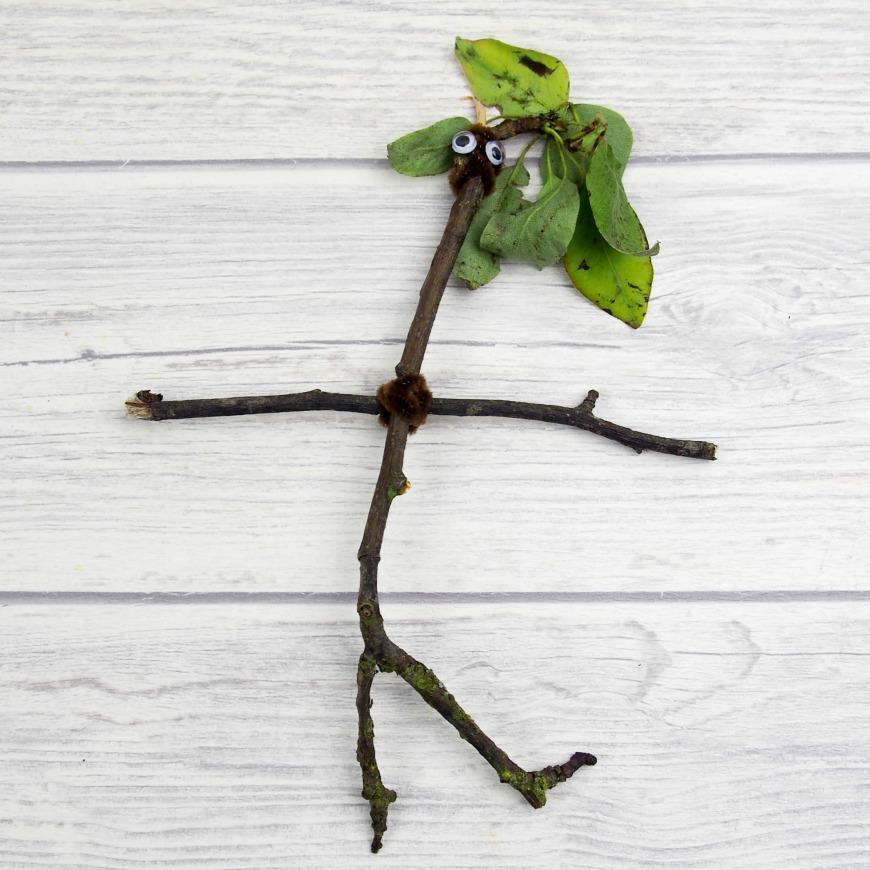 Make a Stick Man