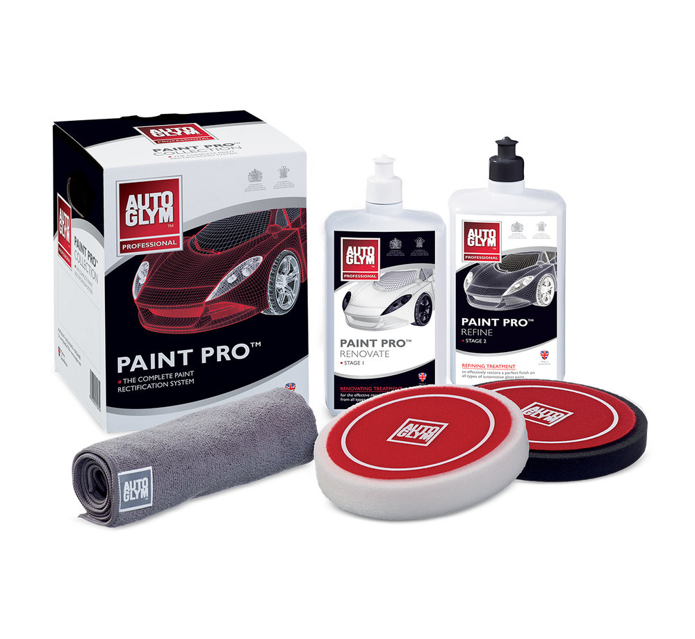 - The Autoglym trade packaging required the following deliverables: Consistency across the AutoGlym Professional range of products,Better understanding of the usage of each product through packaging communication, A Templatable style to be used across the product range, More Impact on shelf and against competing brands