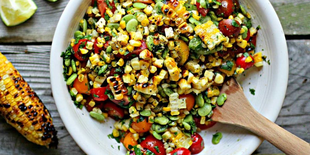 Roasted Corn Bowl