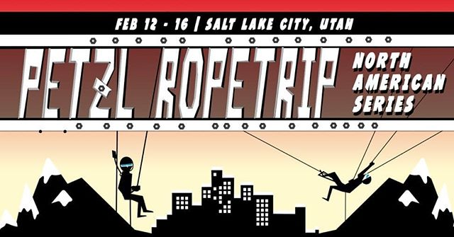 It's that time of year again!  We're headed down to Salt Lake City for the North American Petzl Rope Trip where we will be competing and presenting on our recent expedition to Masaya volcano.  Come say hi! Hope to see you there.  #ropeaccess  #petzl  #NApetzlropetrip2018 #petzlfoundation  #geoarcfoundation #volcanology  #science  #geoarc #accesstheinaccessible