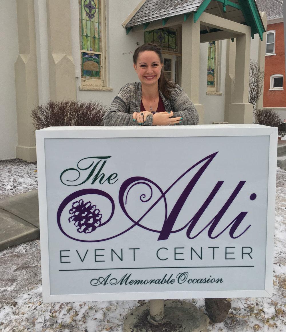Meet Alli!