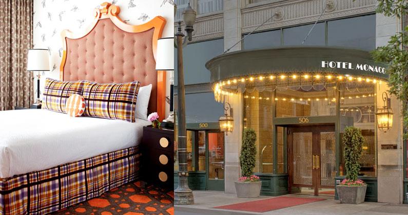 Photo courtesy of Hotel Monaco Portland