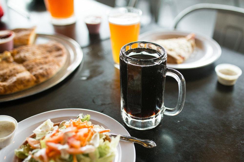 Micro-Brewed Root Beer