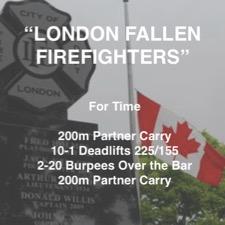 Fallen Firefighters