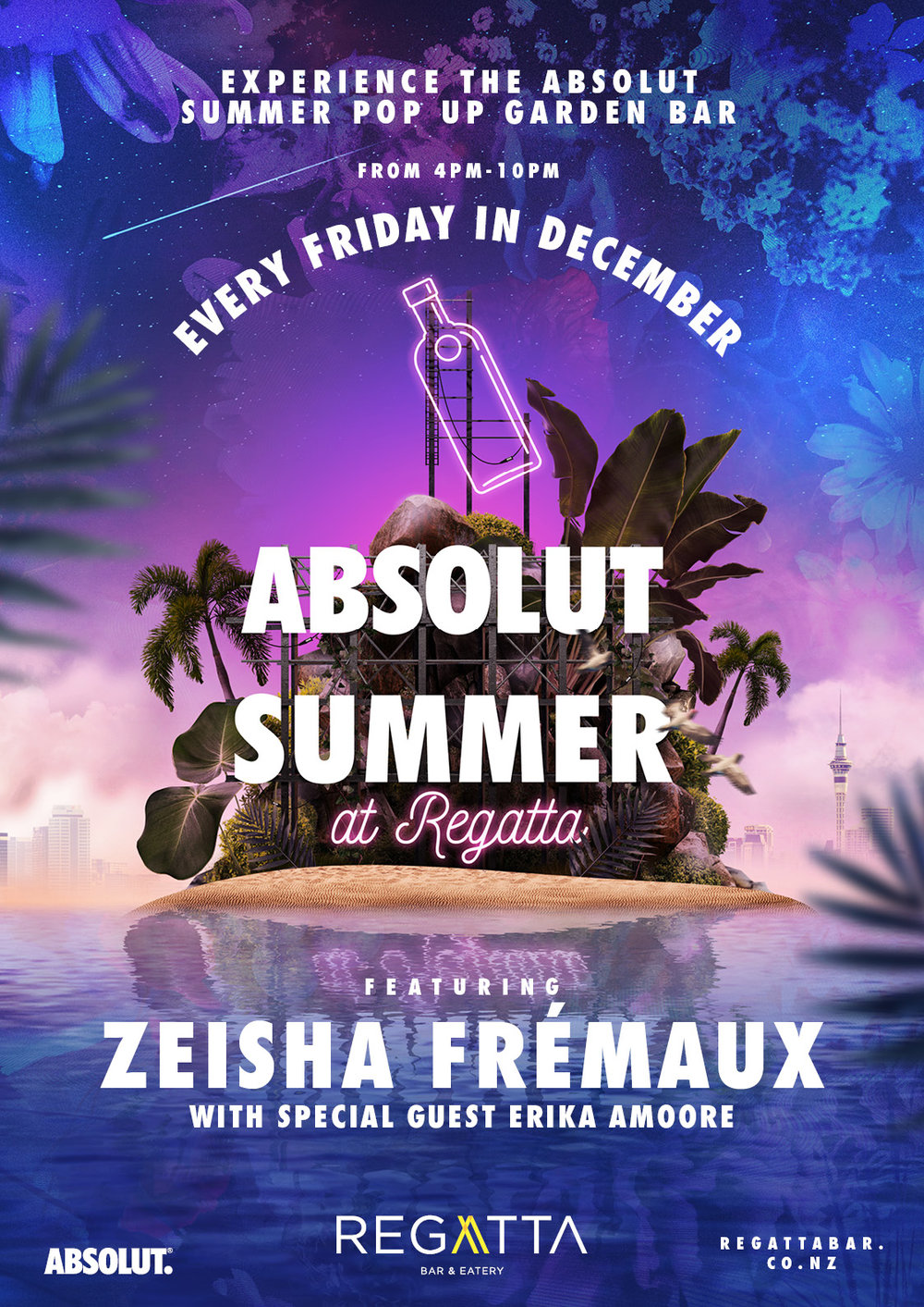 Absolut Summer At Regatta Fridays