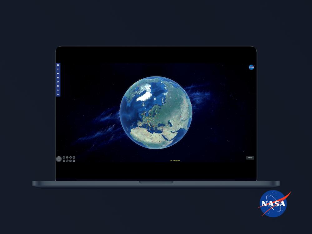 NASA AgroSphere. - International Sustainability Design Challenge.Read Case Study.