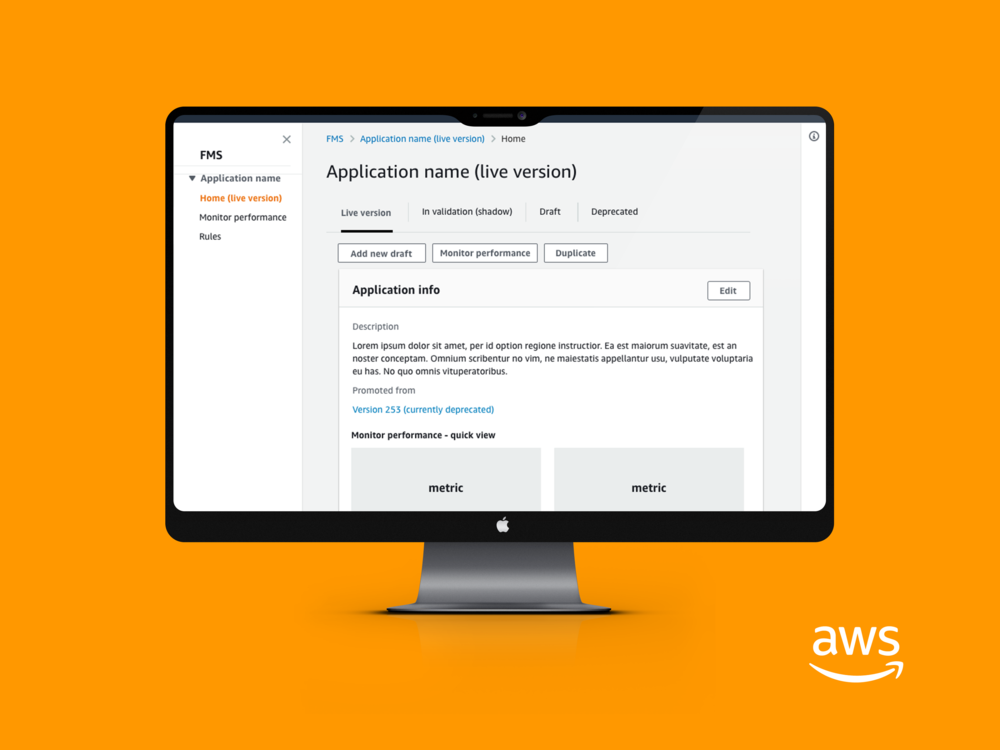 Online Fraud Prevention. - Amazon Web Services Internship.Read Case Study (Password-Protected).