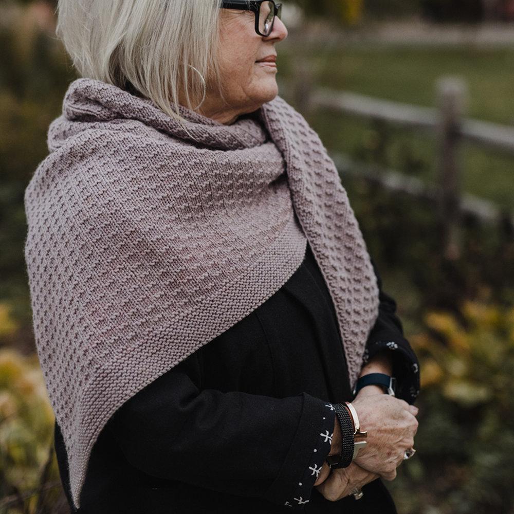 - rosehall shawl