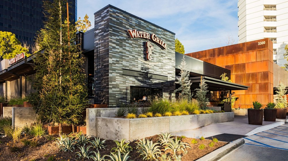 WATER GRILL, SOUTH COAST PLAZA