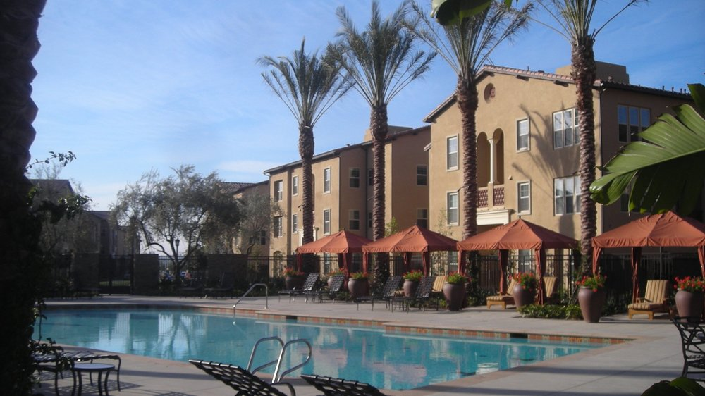 ORCHARD HILLS APARTMENTS