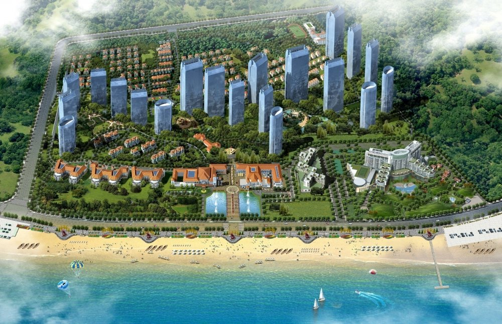 THE VILLAS AT YANTAI