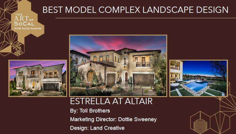 Gold Award - Best Model Complex.JPG