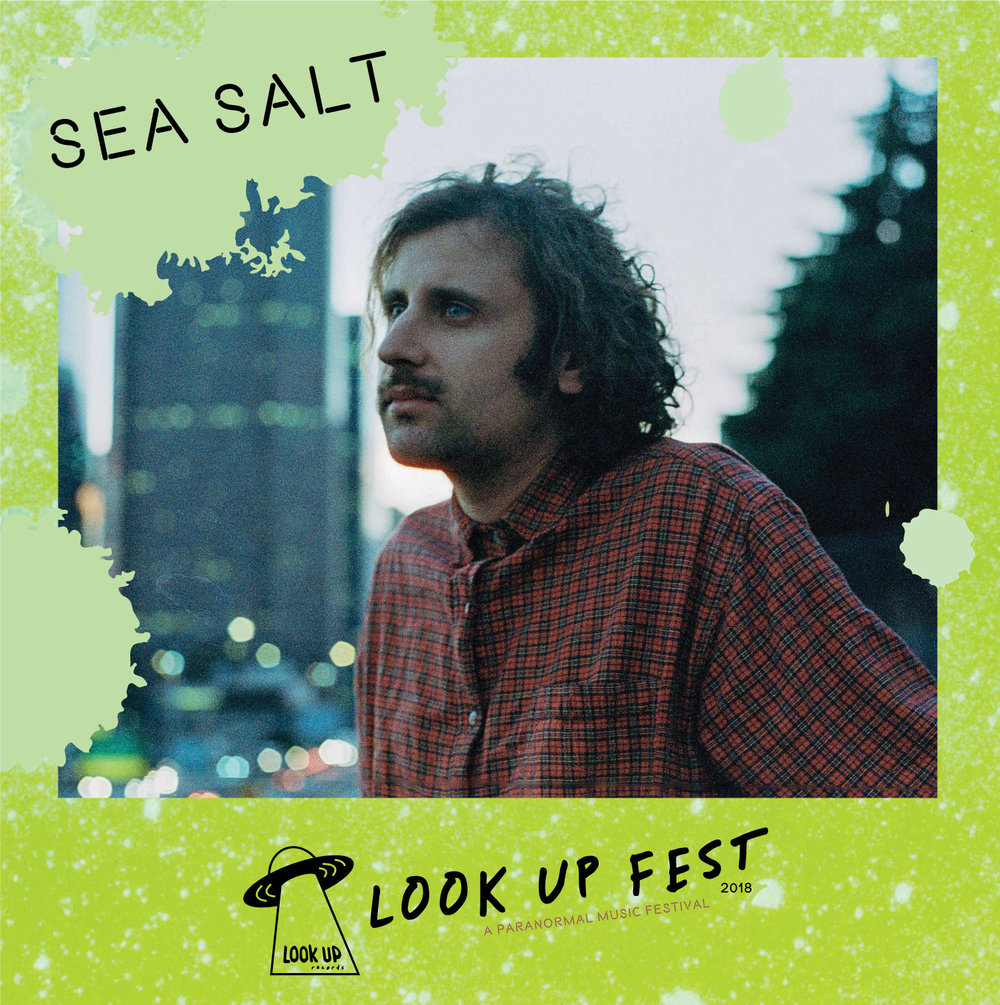 Sea Salt - Sea Salt is an indie pop band founded by Kurtis Roy. Catch Sea Salt playing at Look Up Fest 2018!Facebook - Instagram - Spotify - Twitter