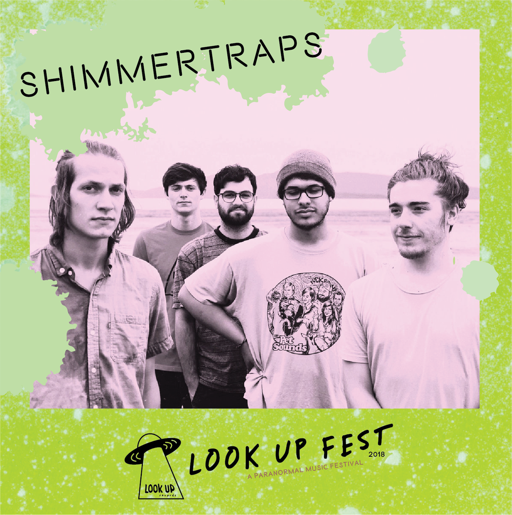 Shimmertraps - See Shimmertraps perform at Look Up Fest 2018!
