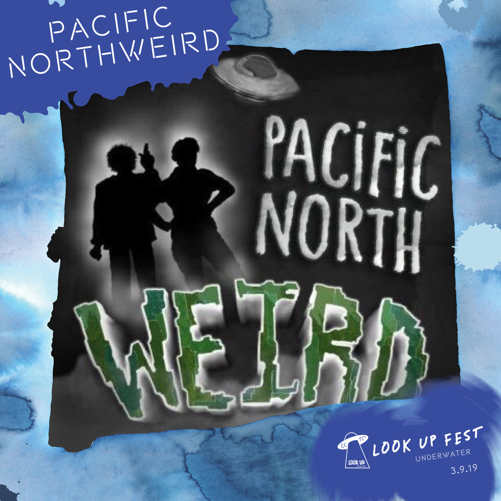 PACIFIC NORTHWEIRD - Pacific NorthWEIRD is a web series chronicling everything strange, supernatural, and eccentric about the Pacific Northwest! At LUFU, they will share some startling physical evidence and eye witness testimony surrounding the existence of the LUFU, the kelp monster said to lurk Seattle waterways.