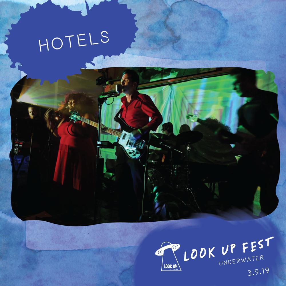 HOTELS - Catch them at LUFU!