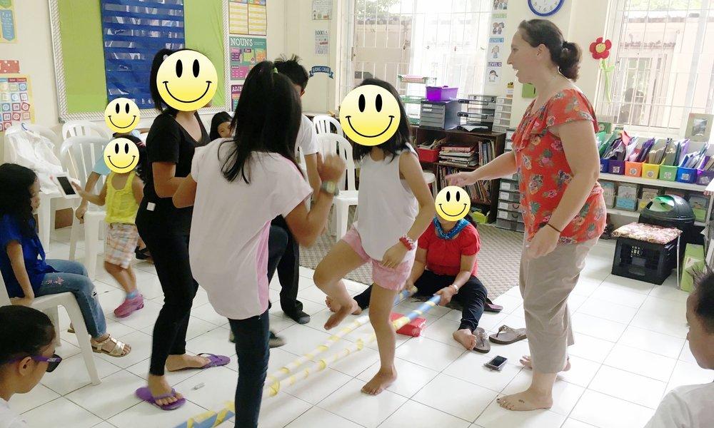 Tinikling - Filipino Cultural Dancing