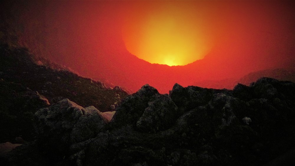 Peering down into an active volcano and seeing molten lava could be a once-in-a-lifetime experience.