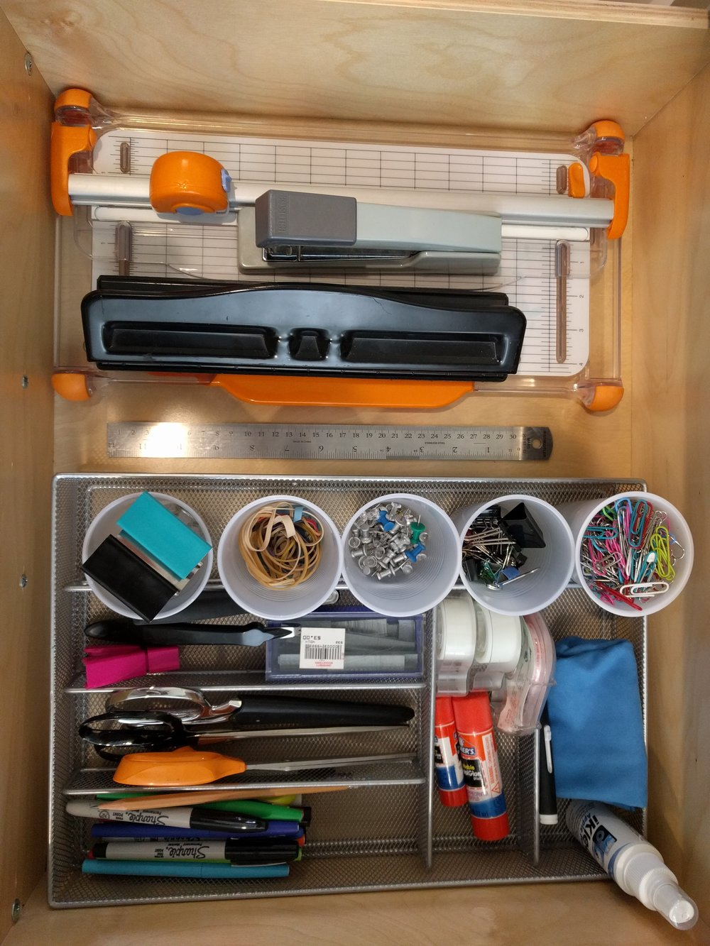 After: Stationery Drawer