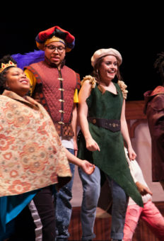 Showtime with Shakespeare National Tour
