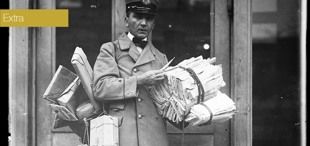 Going Postal - Once again, when the GOP President rants,the GOP Congress squirms