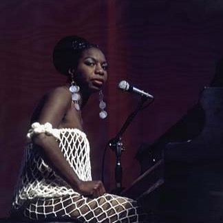 """I'll tell you what freedom is — no fear"" Happy birthday to the always wise #NinaSimone 🎈"