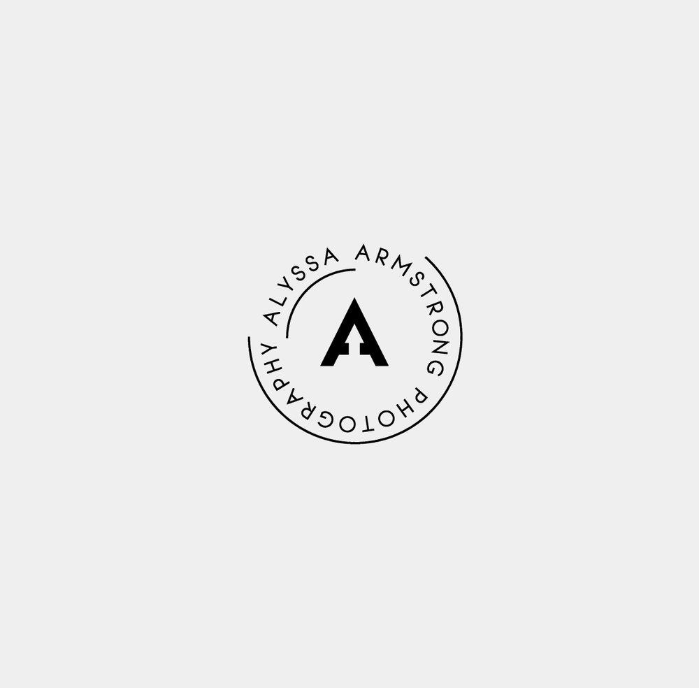 - Alyssa Armstrong Brand Identity